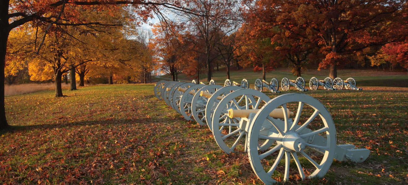 Valley Forge National Historic Park