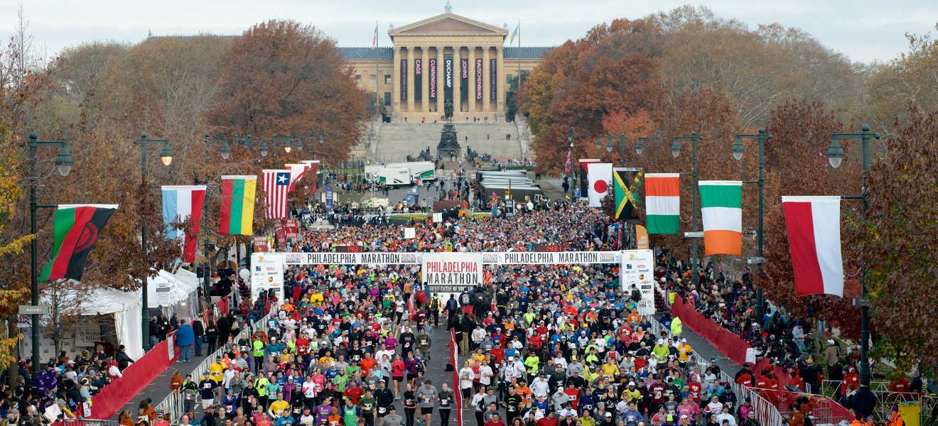 Philadelphia Marathon