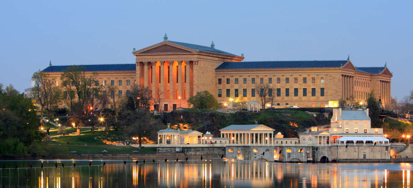 The Philadelphia Museum of Art and Water Works - strategic financial planning