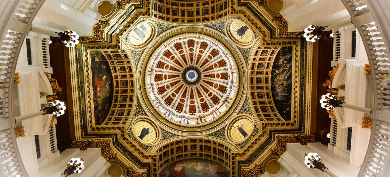 Pennsylvania State Capital Dome