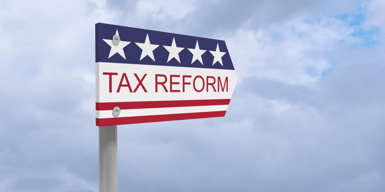 Proposed Tax Reform Legislation